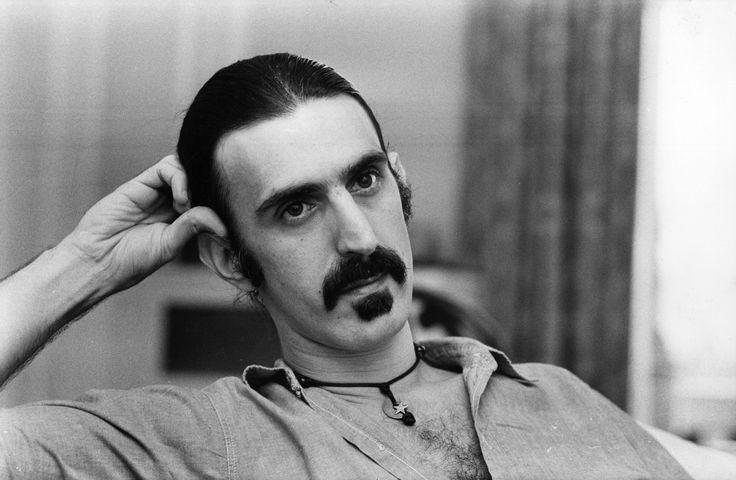 Frank Vincent Zappa fue un compositor, guitarrista, cantante, productor discográfico y director de cine estadounidense