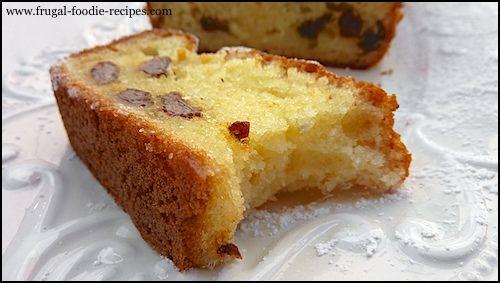 Yogurt Cake Recipe: one of the  lightest and fluffiest easy cake recipes I ever made!