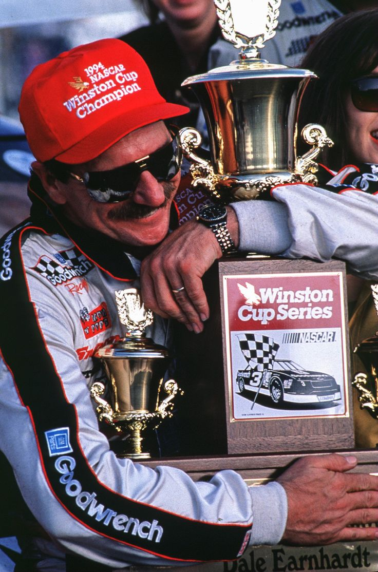1994: Dale-Earnhardt : NASCAR champions: from Grand Nationals through Sprint Cup
