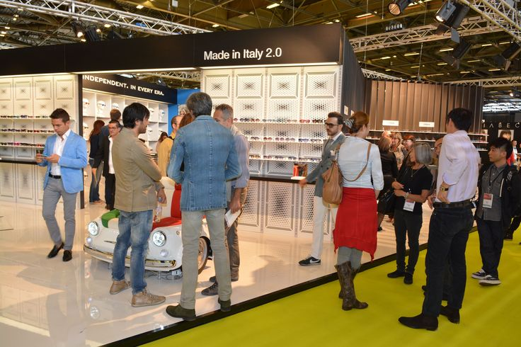Italia Independent at Silmo 2013