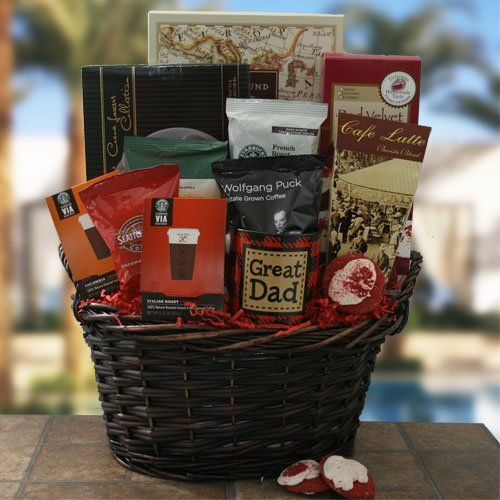 32 best fathers day gift baskets images on pinterest fathers day fathers day 2014 gift basket from daughter son solutioingenieria Images