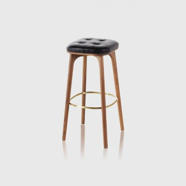 Utility Bar Stool High