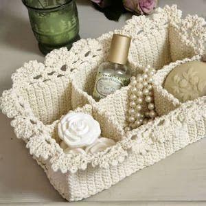 Happiness Crafty: 11 FREE Crochet Basket Patterns