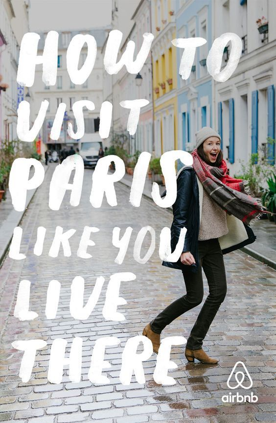 Click through for a guidebook with thousands of tips from Parisians.