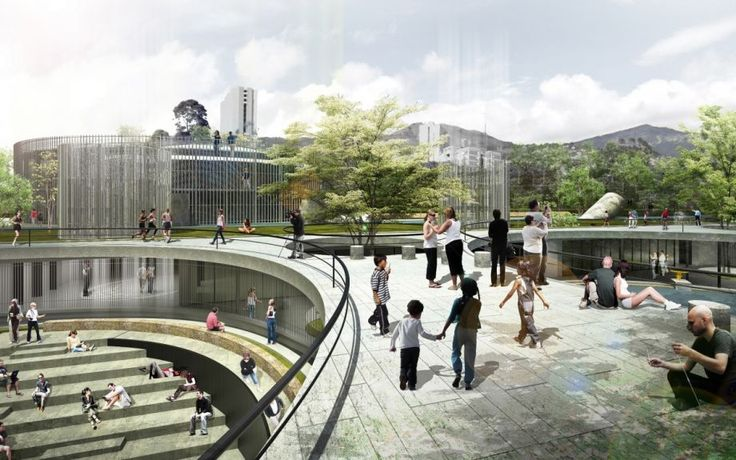 """Medellín's """"City for Life"""" Motto Translates Into Equitable Public Space Design – Next City"""