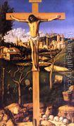 Crucifixion 1501-03  by Giovanni Bellini
