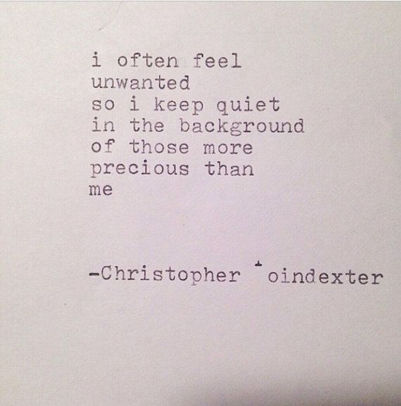 The Universe and Her and I poem 111 by Christopherspoetry on Etsy, $10.00