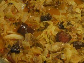 Jak uvařit polský bigos | recept