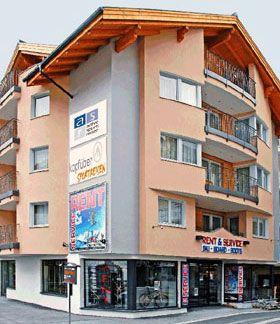#KURZTRIPS #ISCHGL #APPARTEMENTS #GÜNSTIG Appartementhaus Alpenperle Ischgl www.winterreisen.de