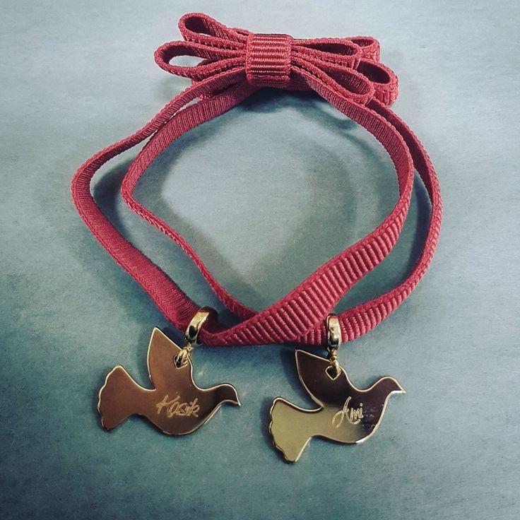 By ilo turtledove bracelet