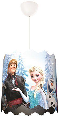Philips Disney Frozen Lampshade Children's Ceiling Pendant Lightshade