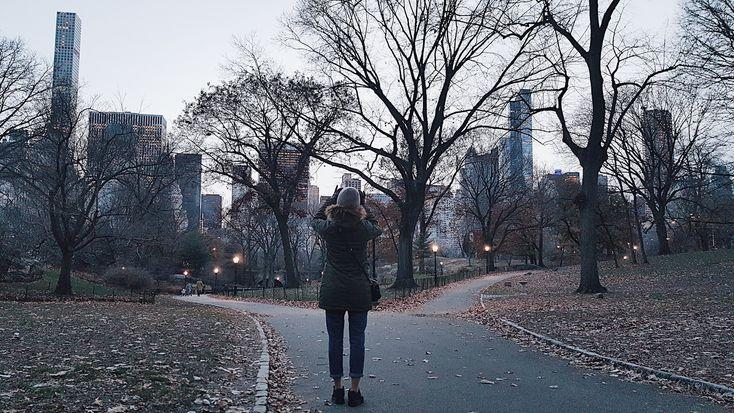 USA, Nowy Jork, Central Park