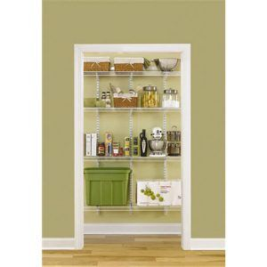 Newell Rubbermaid Fasttrack Pantry Kit