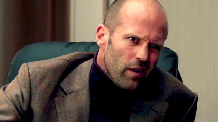 Jason Statham as Rick Ford in Spy