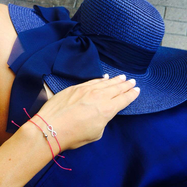 Simple and chic hand made bracelets by me 🎀