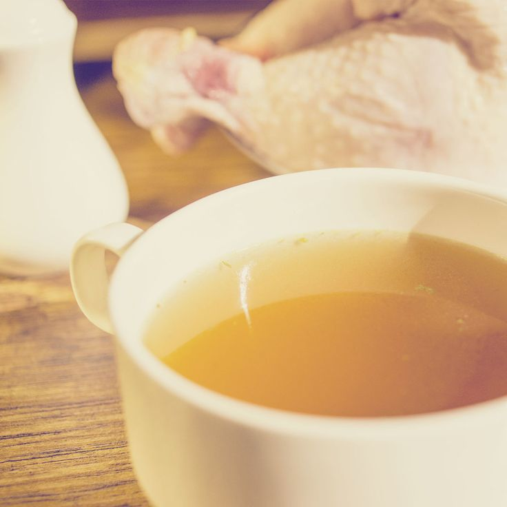 HANNAH'S BONE BROTH — Rapid