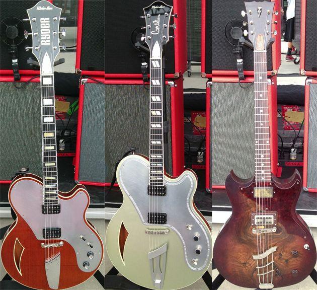 motorave guitars | ... of the Stone Age's Troy Van Leeuwen | 2013-08-28 | Premier Guitar