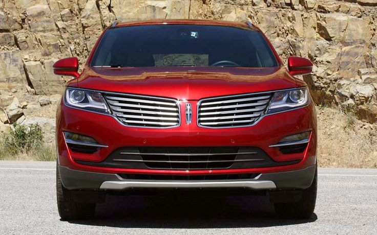 2018 Lincoln MKC overview