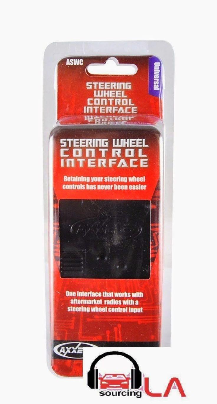 Sourcing la axxess metra aswc 1 universal steering wheel contr