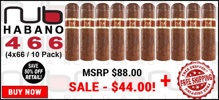 NUB Oliva Cigar King Cigar Deals Cigars