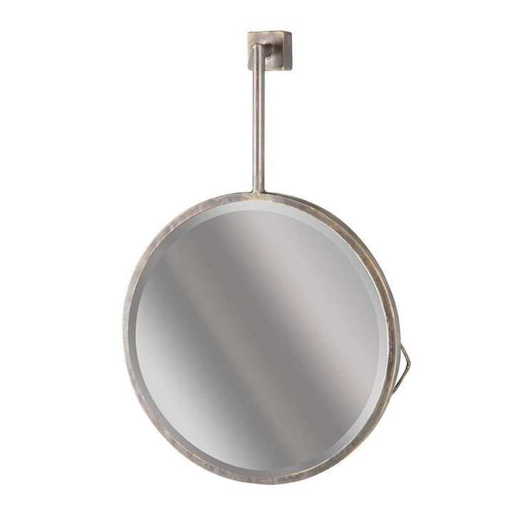 BE PURE RONDE SPIEGEL CHAIN  Leuk eigentijds en zeer decoratieve spiegelvan Be Pure voor aan de wand.