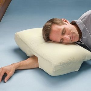 No more waking up with cold, tingly arms!