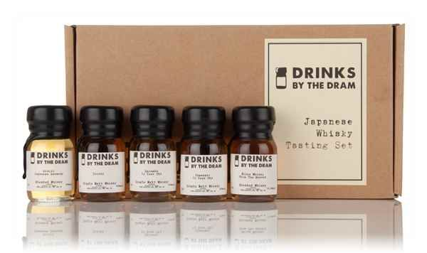 Japanese Whisky Tasting Set - Master of Malt