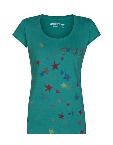 Superstar | Women's T-Shirt | Fall / Winter Collection 2013 / 2014 | www.zimtstern.com | #zimtstern #fall #winter #collection #womens #tshirt #tee #shirt #street #wear #streetwear #clothing #apparel #fabric #textile #snow