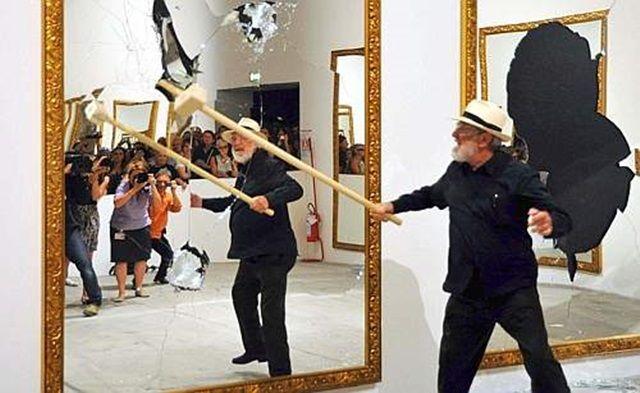 Pistoletto ve Yoksul Sanat