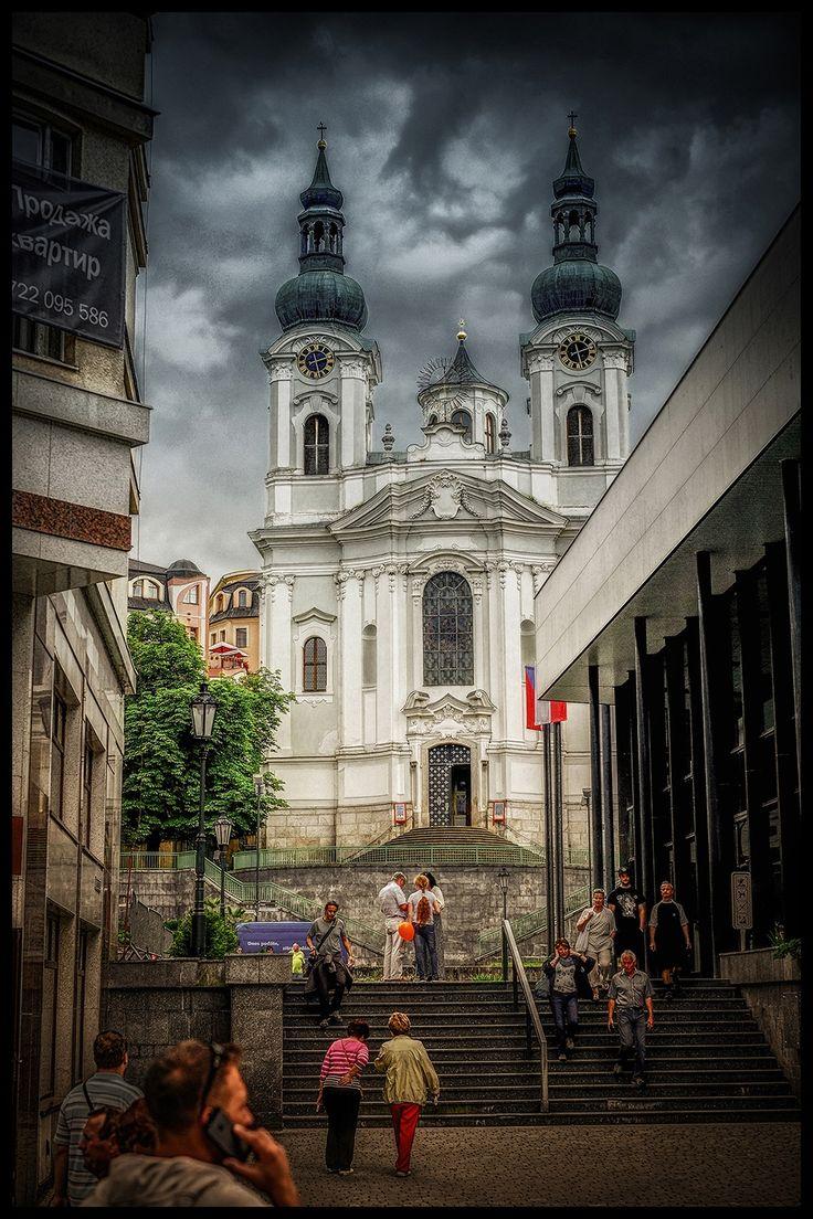 Karlovy Vary by Václav Verner on 500px