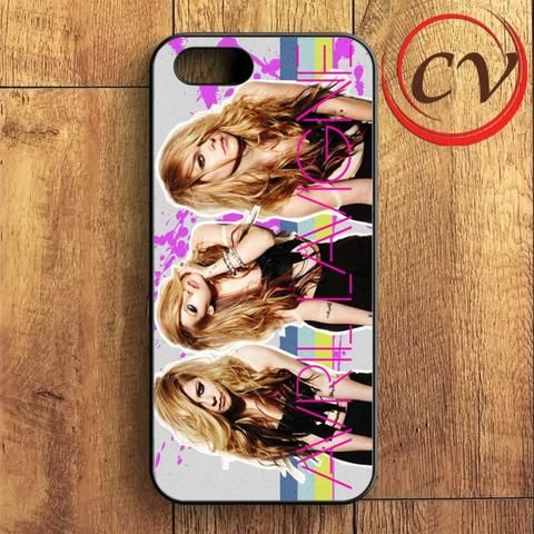 Avril Lavigne iPhone SE Case