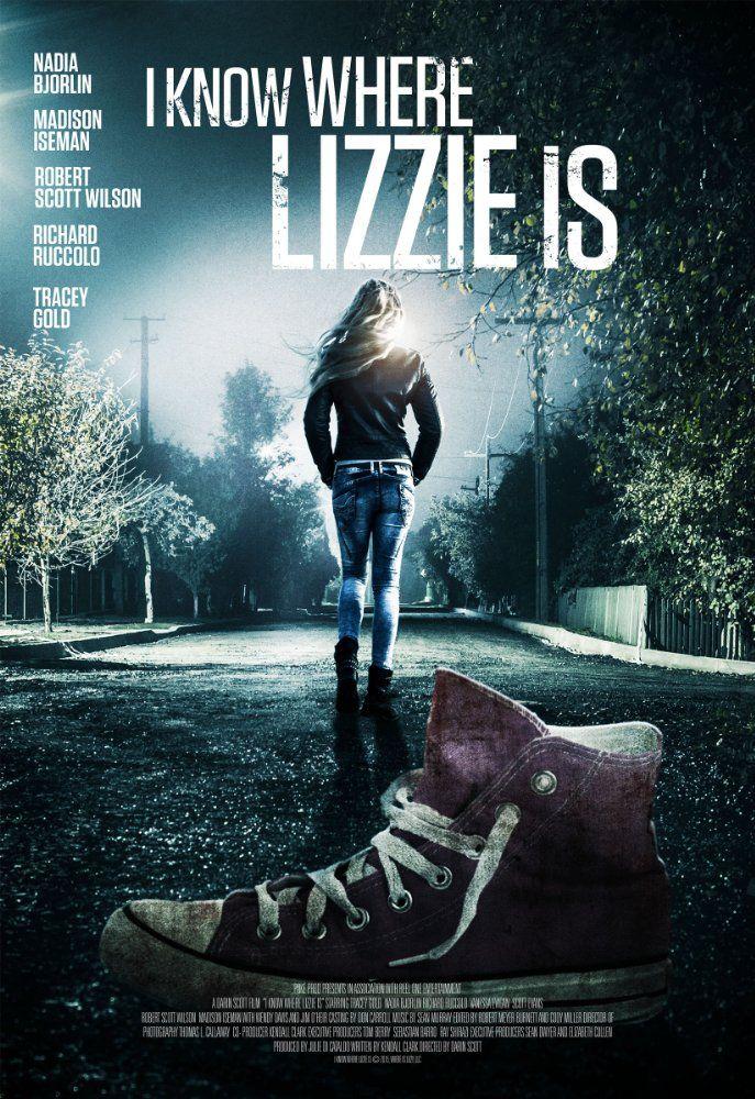 فيلم الجريمة و الاثاره I Know Where Lizzie Is 2016 مترجم بجودة HDRip مشاهدة اون لاين و تحميل مباشر