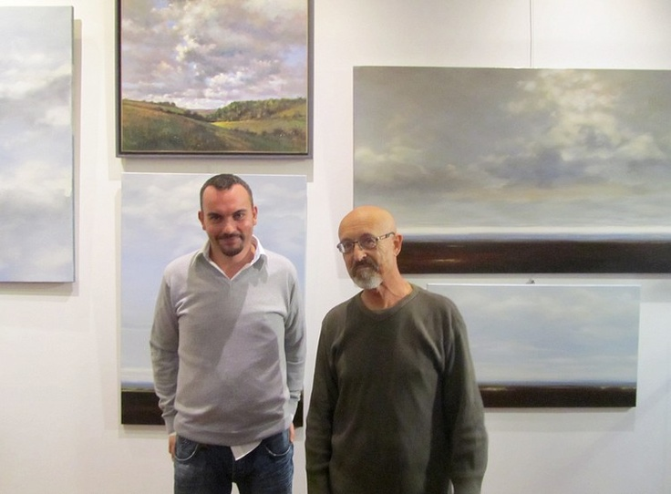 Patrick Bastardoz and David Garcia's #exhibition at the Jeu de Paume Hotel.