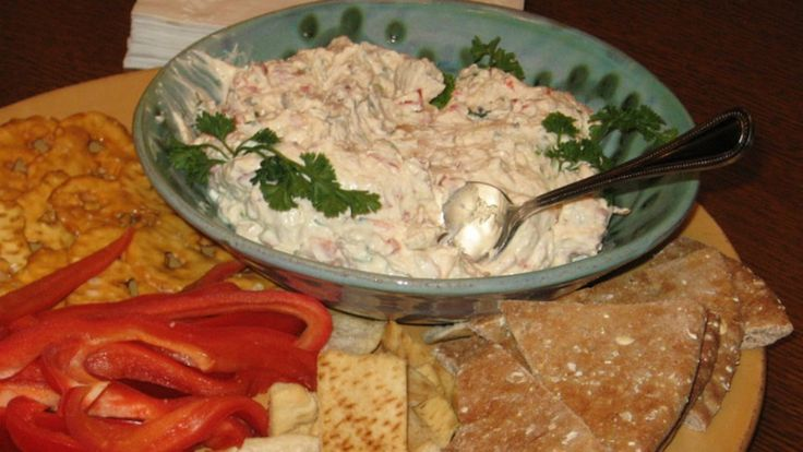 Cómo preparar el dip de almejas  https://www.sabrosia.com/2014/08/como-preparar-el-dip-de-almejas/