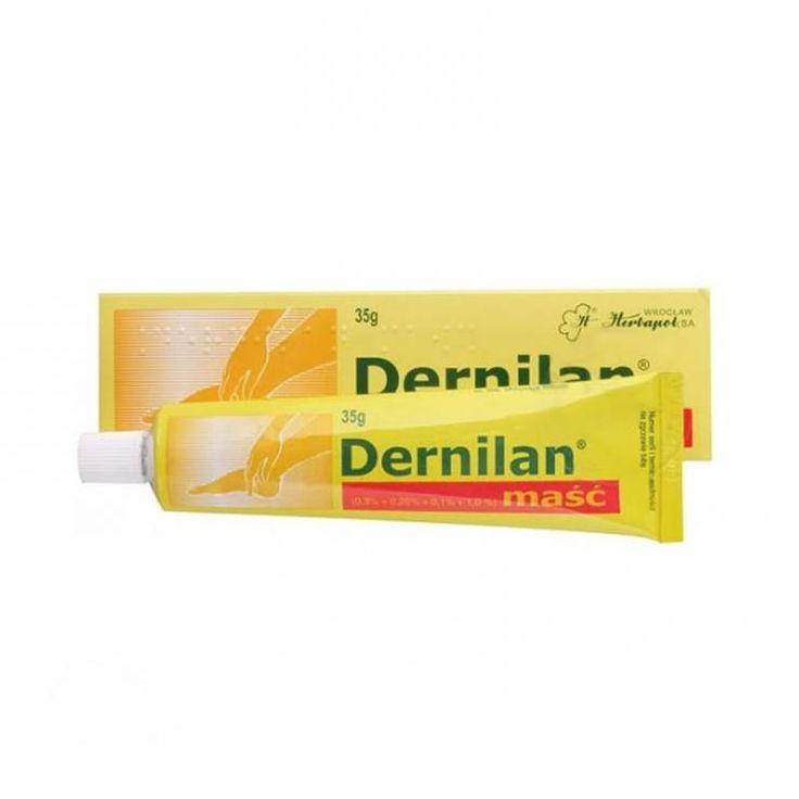 Maść Dernilan - zamiast kremu do stóp - Kosmetyki z apteki 2 - oto kolejne hity za kilka złotych!