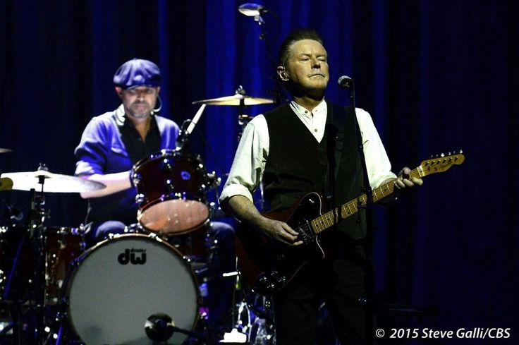 He's the closest you'll get to seeing the Eagles in concert. Don Henley performed Eagles hits, solo songs and more as his tour stopped in Metro Detroit on August 20, 2016 at the Meadow Brook Amphitheatre. Scott Crago is the drummer behind Don Henley.