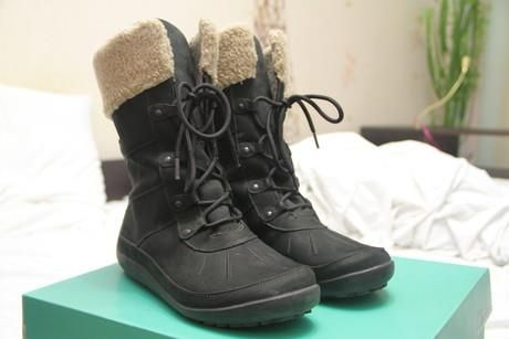 Зимняя детская обувь clarks