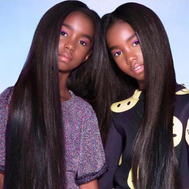 P. Diddy shares beautiful photo of his twin daughters as they turn 10