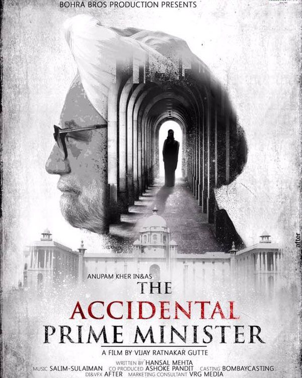 The Accidental Prime Minister First Look: Anupam Kher's film promises to explore former PM Manmohan Singh and Sonia Gandhi's… #FansnStars