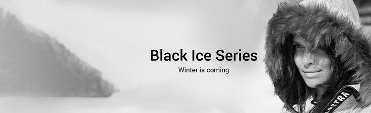 Temperaturile scazute ne indeamna sa purtam articole de vestimentatie din Colectia Black Ice Series!