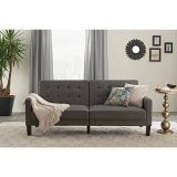Better Homes and Gardens Porter FabricTufted Futon, Multiple Colors