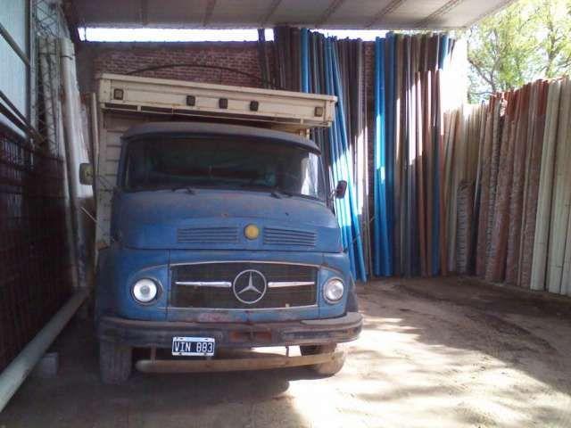 Fotos de Dueña vende camion mercedes benz l 1114/48