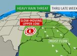 Severe Weather Forecast: Flash Flood Threat, Then Weekend Outbreak? - weather.com Severe Threat into Weekend