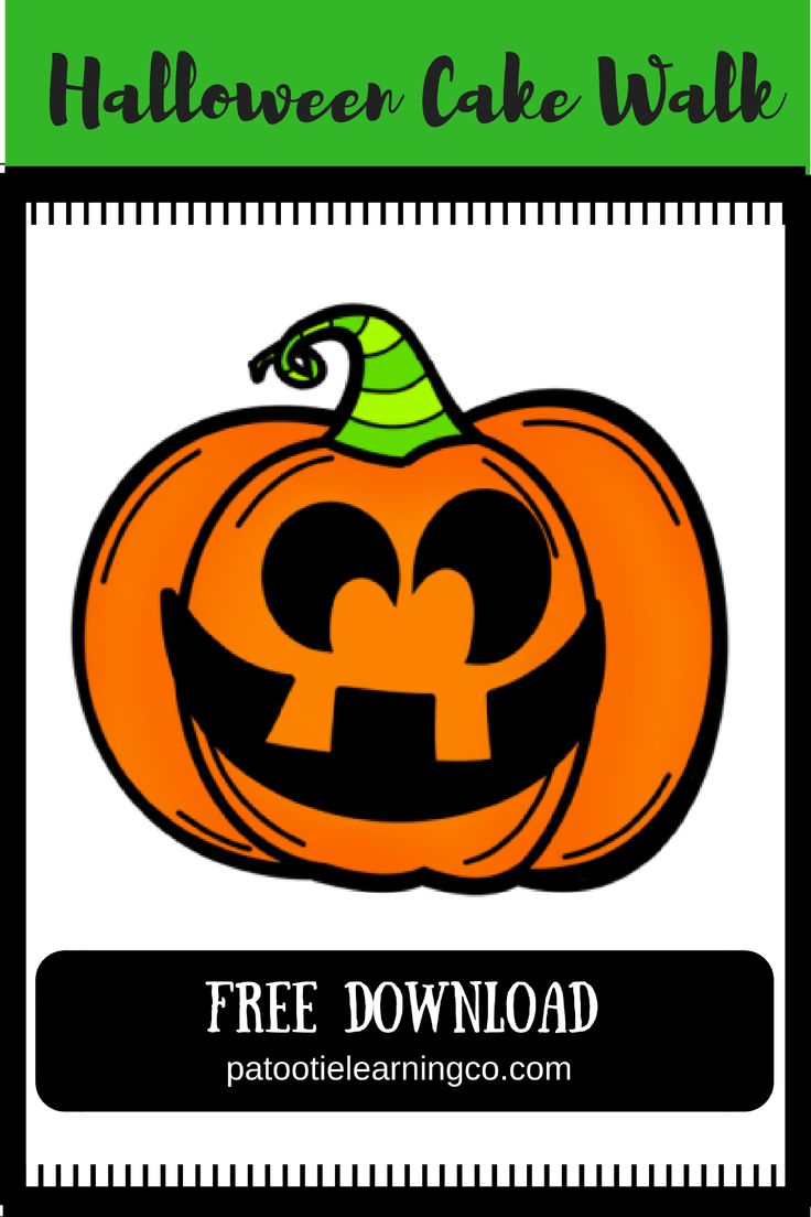 one of our very favorite games for any holiday is a cake walk we halloween cakeswalks - Halloween Cake Games