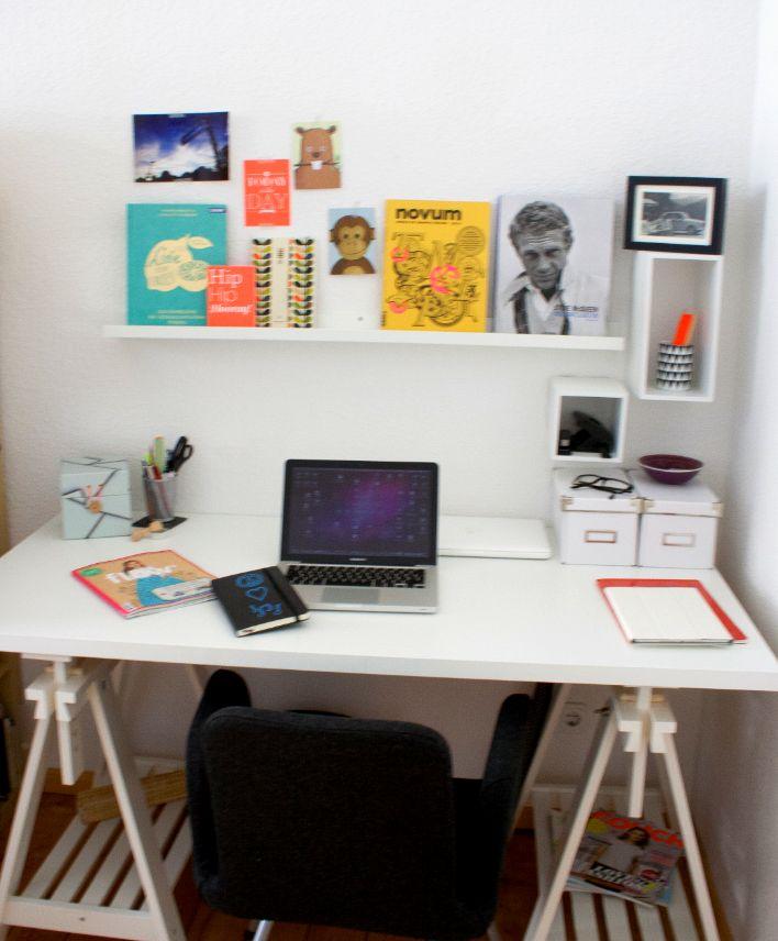Meine eignen 4 Wände I Kreative Working area amyslove.com