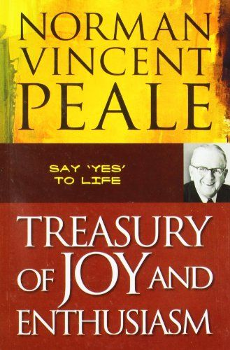73 best positive thinking images on pinterest book cover art book treasury of joy and enthusiasm by norman vincent peale httpamazon fandeluxe Gallery