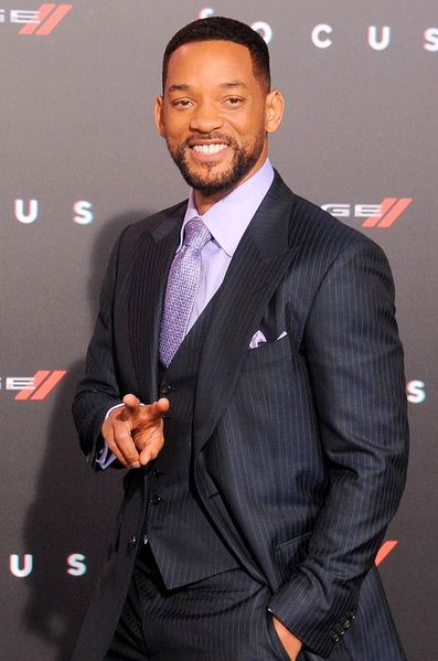 Will Smith a 47 ans