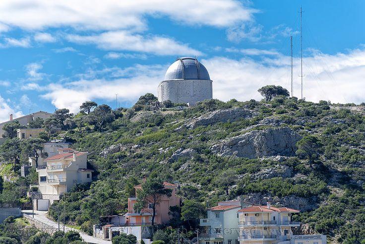 Αστεροσκοπείο Πεντέλης