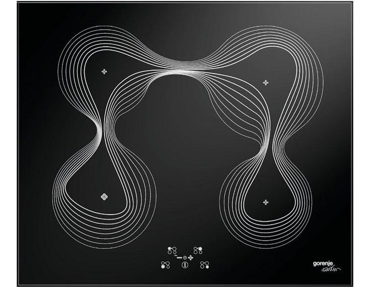 Płyta Gorenje designed by Karim Rashid IT65KRB