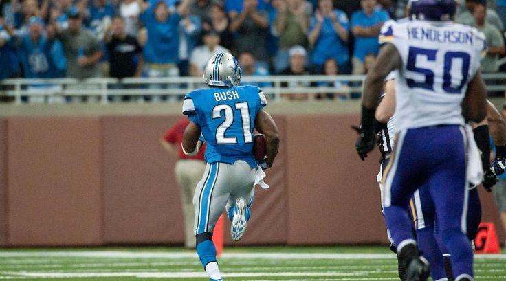 Minnesota Vikings vs. Detroit Lions: Live Score, Highlights and Analysis | Bleacher Report